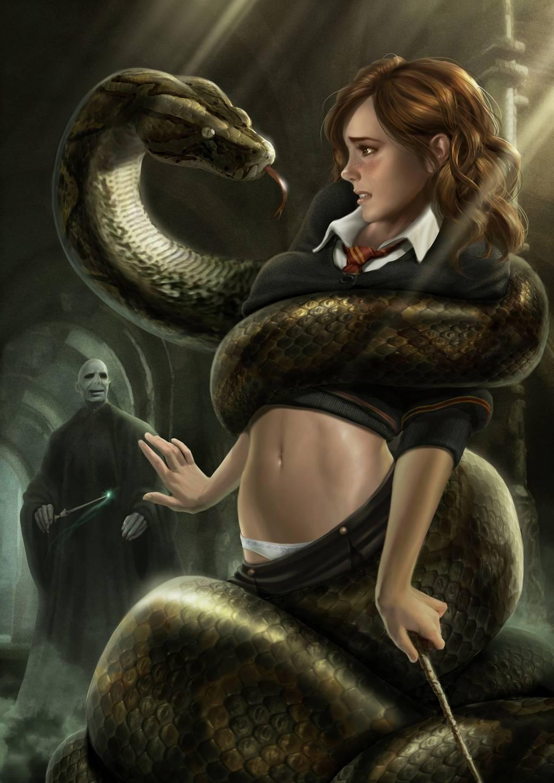 Adorable Girl Hermione Granger Harry Potter Fanart Artist Ninjart1st Cartoons And Movies Waifu Clan Anime Pics Digital Art